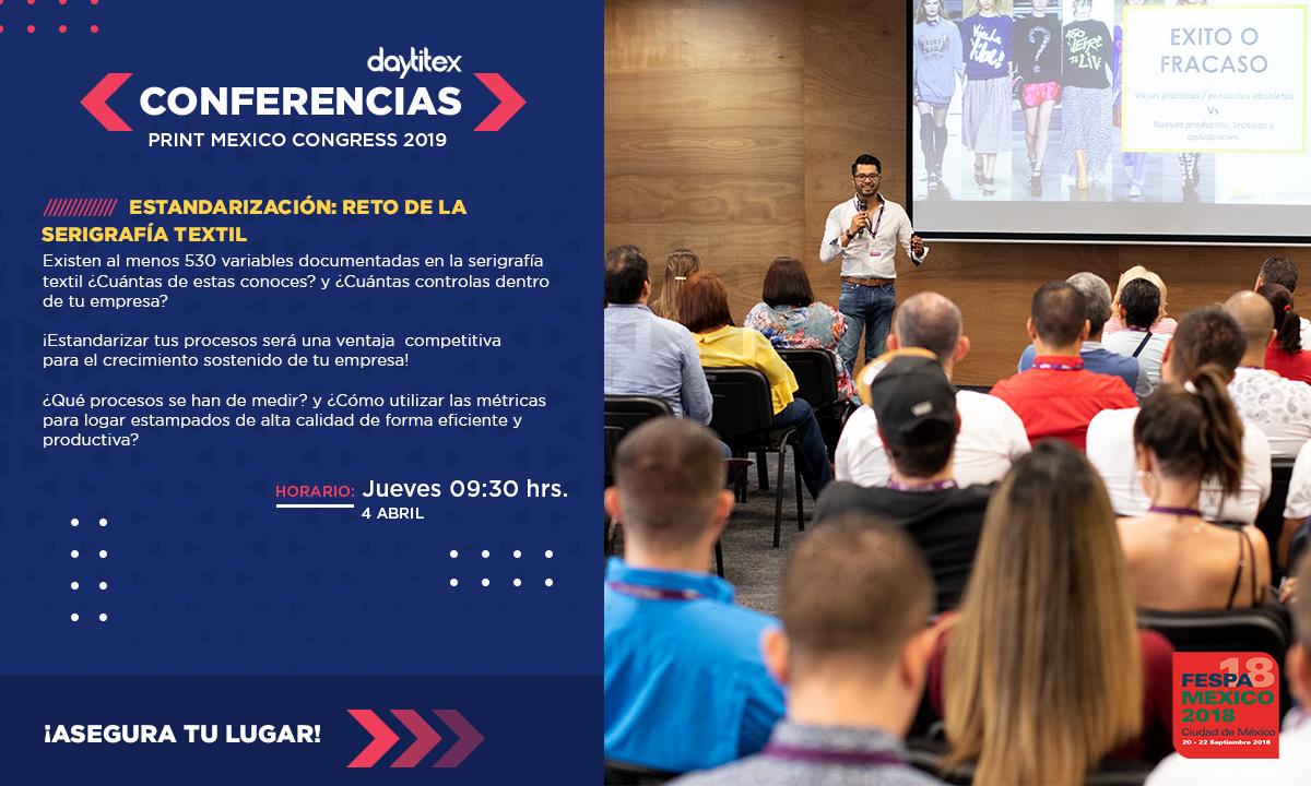 Print México Congress 2019